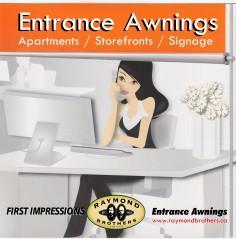 Entrance Awnings