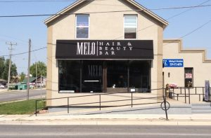 Commercial Non-Backlit Awning