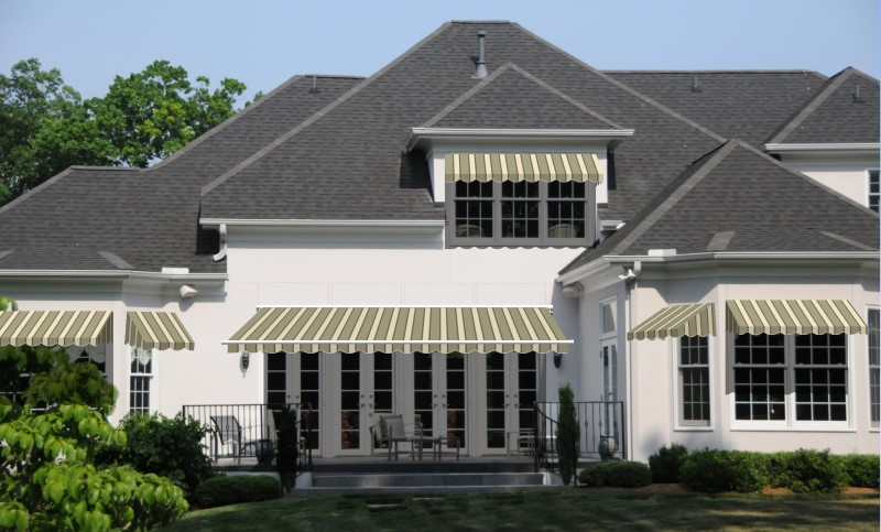 Residential Awnings After